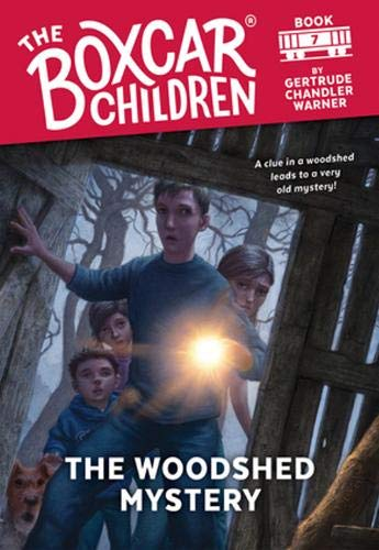 9780807592069: The Woodshed Mystery (Boxcar Children, 7)
