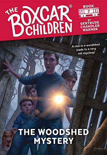 9780807592076: The Woodshed Mystery (The Boxcar Children Mysteries)