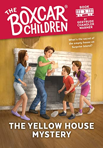 9780807593660: The Yellow House Mystery (Boxcar Children Mysteries)