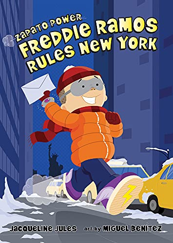 9780807594971: Freddie Ramos Rules New York (Zapato Power)