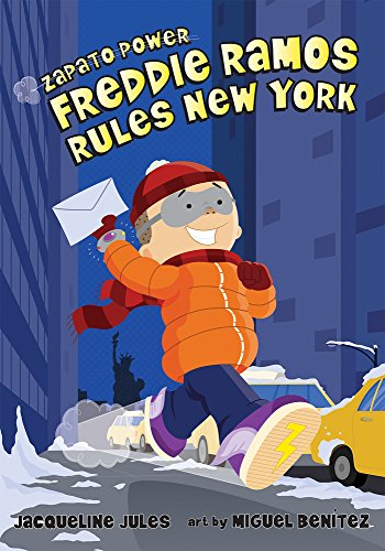 9780807594995: Freddie Ramos Rules New York (Zapato Power)
