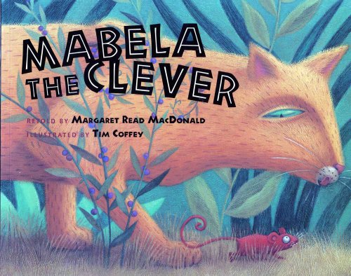 Mabela the Clever Book and DVD Set (Book and DVD Packages with Nutmeg Media): MacDonald, Margaret ...