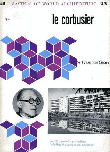9780807601044: Le Corbusier.