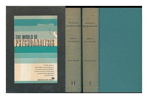 9780807603031: World of Psychoanalysis: 002