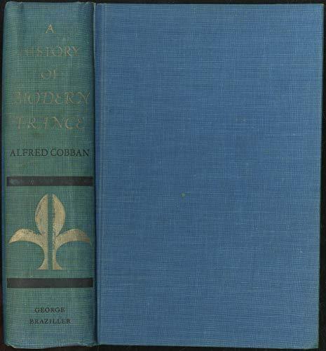 9780807603109: History of Modern France