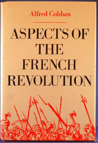 9780807604540: Aspects of the French Revolution
