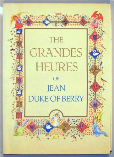 The Grandes Heures of Jean Duke of Berry: Thomas,Marcel