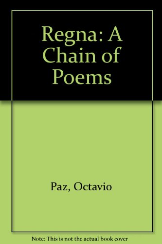 9780807606391: Regna: A Chain of Poems