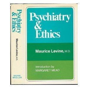 9780807606421: Psychiatry and Ethics