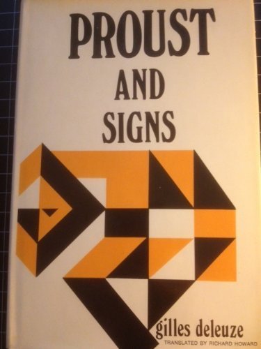 9780807606452: Proust and signs