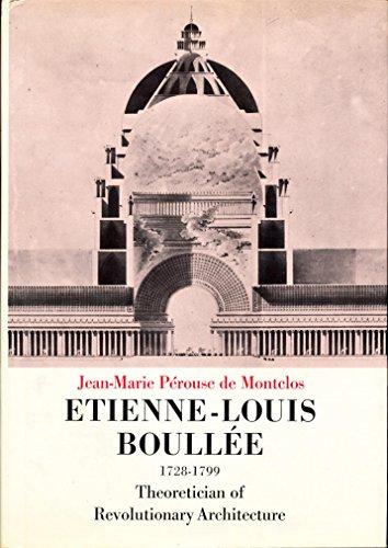 9780807606728: Etienne Louis Boullee