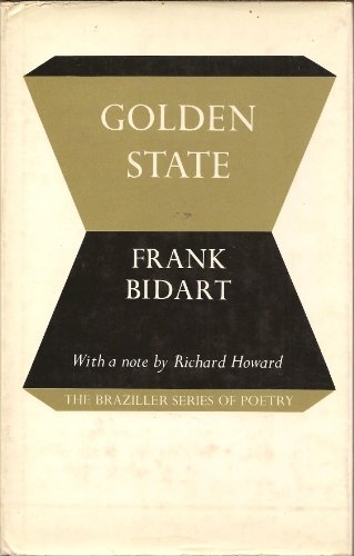 9780807606766: Golden State (The Braziller series of poetry)
