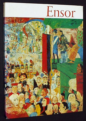 9780807608401: Ensor: Major Pioneer of Modern Arts