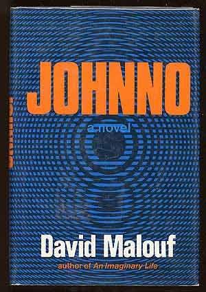 Johnno (SIGNED Plus SIGNED NOTE): Malouf, David