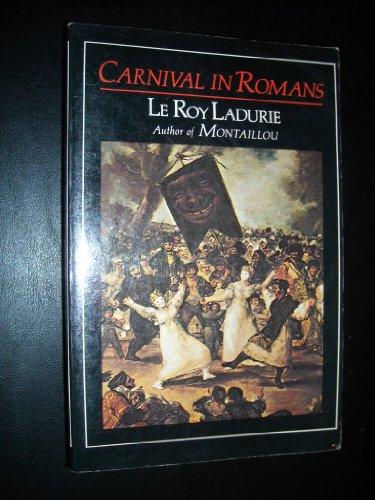 9780807609910: Carnival in Romans