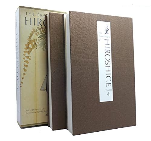 THE SKETCHBOOKS OF HIROSHIGE: Lee, Sherman E.,