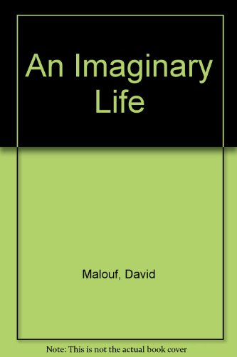 9780807611142: An Imaginary Life