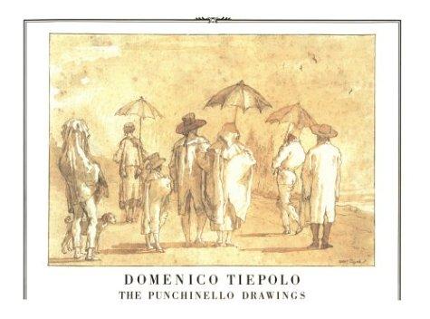 9780807611326: Domenico Tiepolo: The Punchinello Drawings