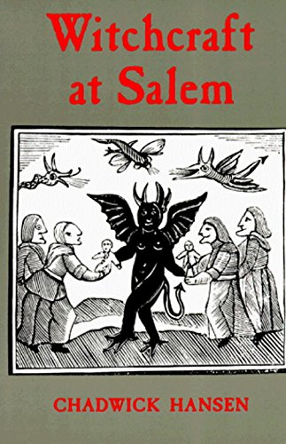 Witchcraft at Salem by Hansen, Chadwick published by George Braziller Paperback: Hansen, Chadwick