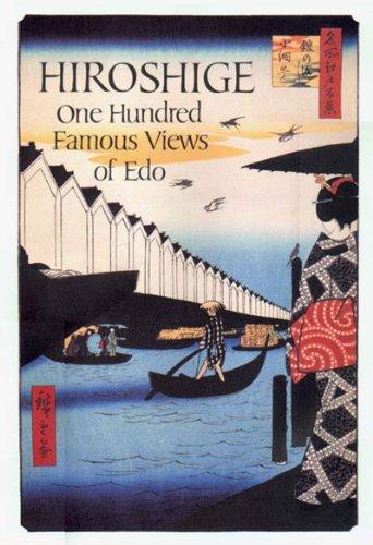 9780807611432: Hiroshige: One Hundred Famous Views of Edo