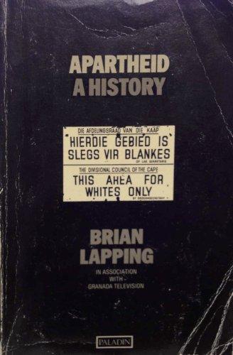 9780807612323: Apartheid: A History