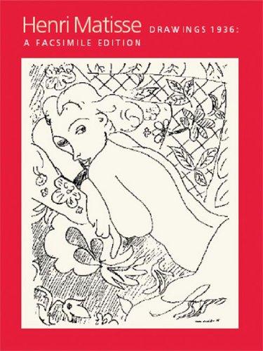9780807615652: Henri Matisse: Drawings 1936, A Facsimile Reproduction