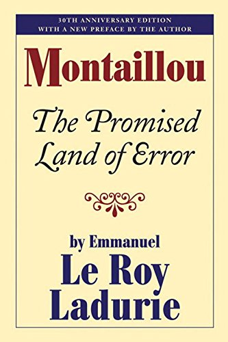 9780807615980: Montaillou: The Promised Land of Error