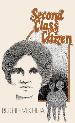 9780807616109: Second-Class Citizen