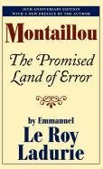 Montaillou: The Promised Land of Error (0807616133) by Le Roy Ladurie, Emmanuel
