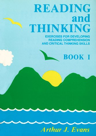 9780807725634: Reading and Thinking, Book 1: Exercises for Developing Reading Comprehension and Critical Thinking Skills