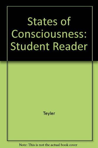 9780807726150: States of Consciousness: Student Reader