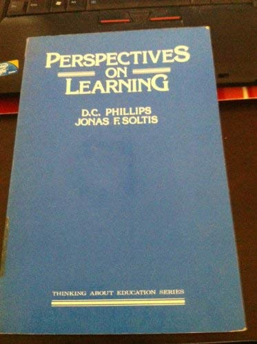 9780807727614: Perspectives on Learning (Thinking about education series)