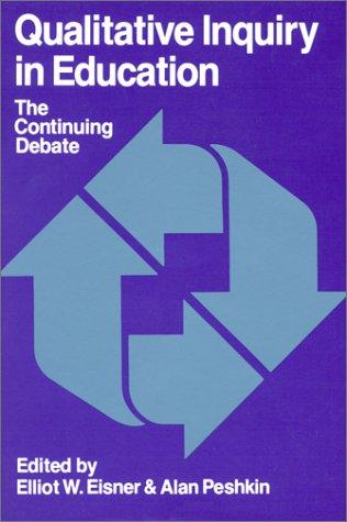 9780807730164: Qualitative Inquiry in Education: The Continuing Debate