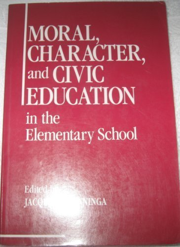 9780807730553: Moral, Character, and Civic Education in the Elementary School