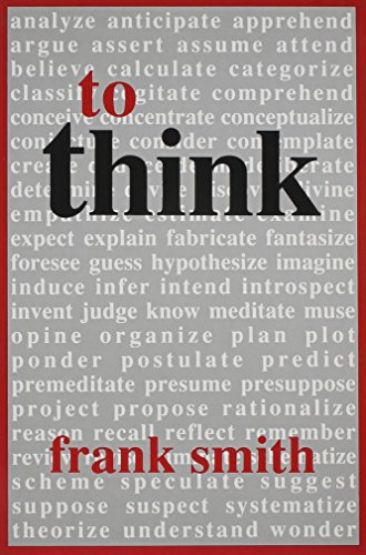 9780807730577: to think