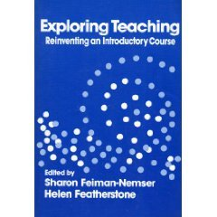 HELPING NOVICES LEARN TO TEACH: LESSONS