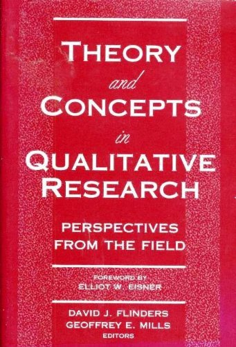 9780807732892: Theory and Concepts in Qualitative Research: Perspectives from the Field