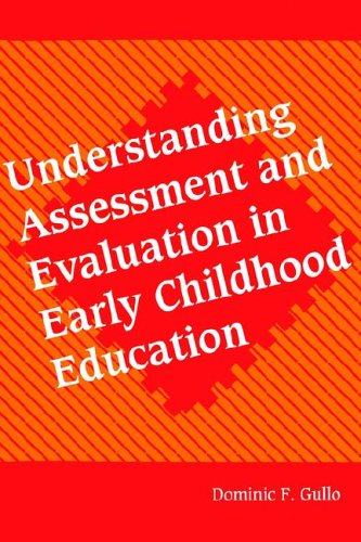9780807733080: Understanding Assessment and Evaluation in Early Childhood Education (Early Childhood Education Series)