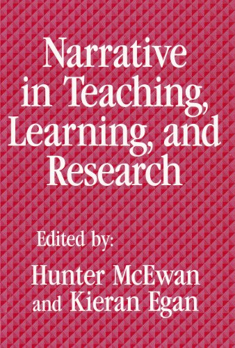 9780807733998: Narrative in Teaching, Learning, and Research (Critical Issues in Curriculum Series) (Language and Literacy (Paperback))