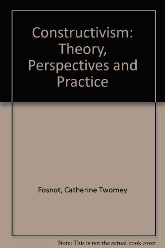 9780807734896: Constructivism: Theory, Perspectives, and Practice