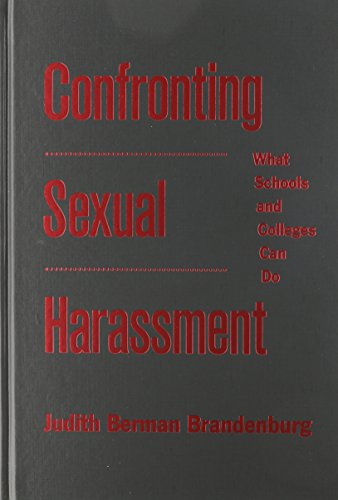 9780807735916: Confronting Sexual Harassment
