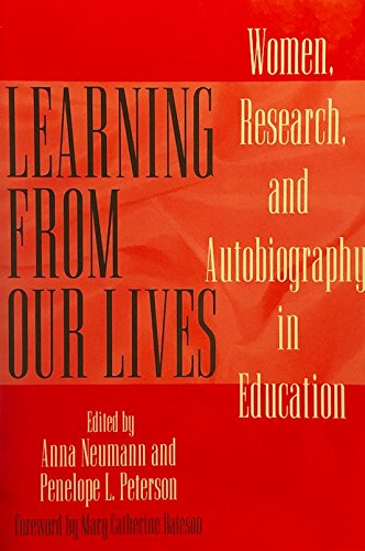 9780807735930: Learning from Our Lives: Women, Research, and Autobiography in Education