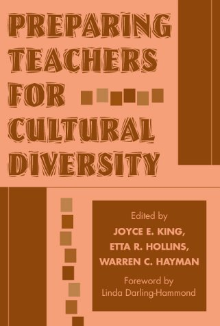 9780807736050: Preparing Teachers for Cultural Diversity