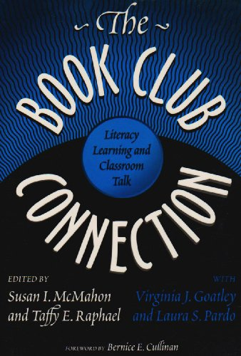 9780807736142: The Book Club Connection: Literacy Learning and Classroom Talk (Language and Literacy Series (Teachers College Pr)) (Language and Literacy (Paperback))