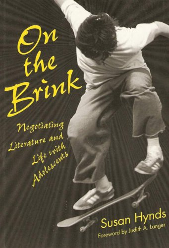 9780807736876: On the Brink: Negotiating Literature and Life With Adolescents (Language and Literacy Series (Teachers College Pr)) (Language & Literacy Series)
