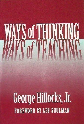 9780807738030: Ways of Thinking, Ways of Teaching