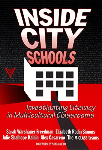 9780807738405: Inside City Schools: Investigating Literacy in Multicultural Classrooms (The Practitioner Inquiry Series)