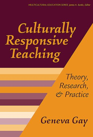 9780807739549: Culturally Responsive Teaching : Theory, Research, and Practice (Multicultural Education Series, No. 8)