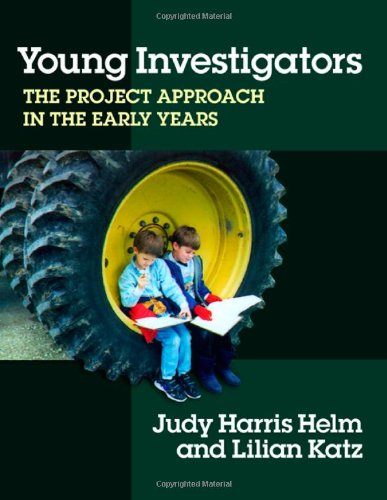 9780807740163: Young Investigators: The Project Approach in the Early Years (Early Childhood Education Series)