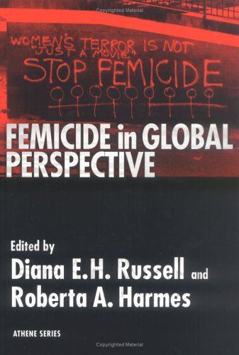 9780807740477: Femicide in Global Perspective (Athene Series)